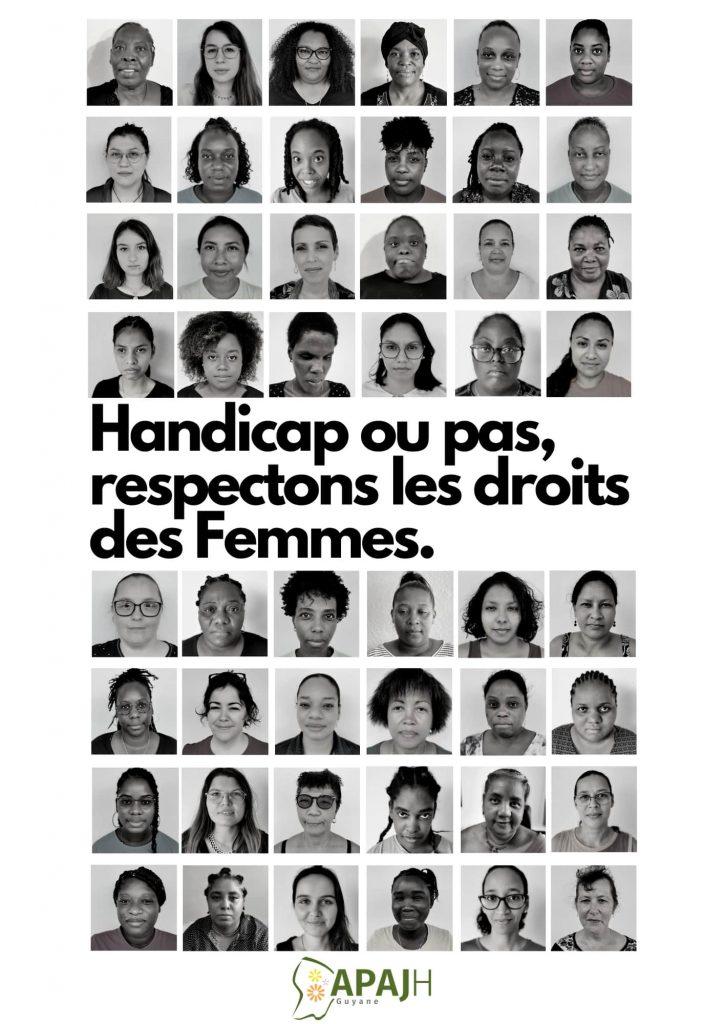Journée Internationale des droits des Femmes_8 Mars 2021_APAJHGUYANE
